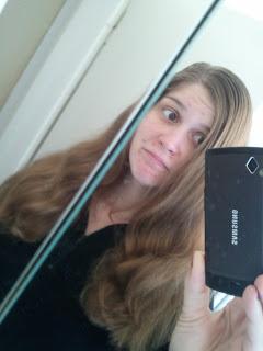 Haar-Schneide-Selbst-Versuch