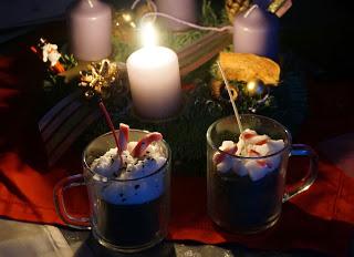 [DIY] Schoki-Kerzen ~ Weihnachtsgeschenke