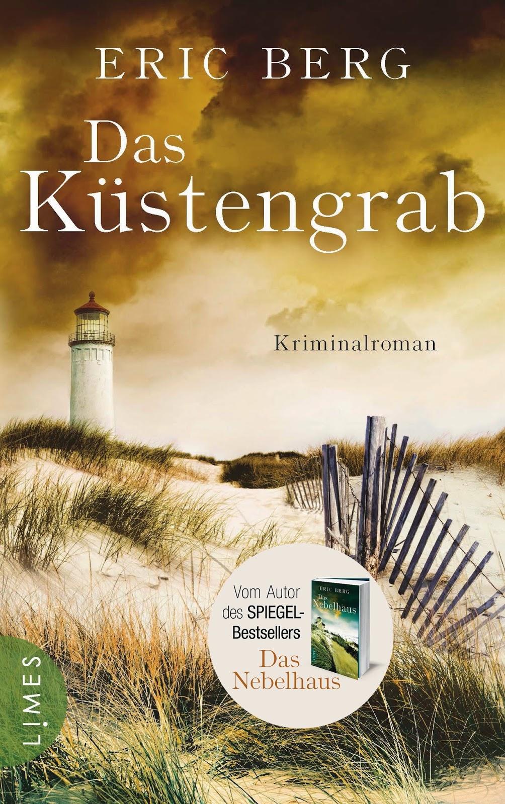 [Buch] Eric Berg ~ Das Küstengrab | Produktplatzierung