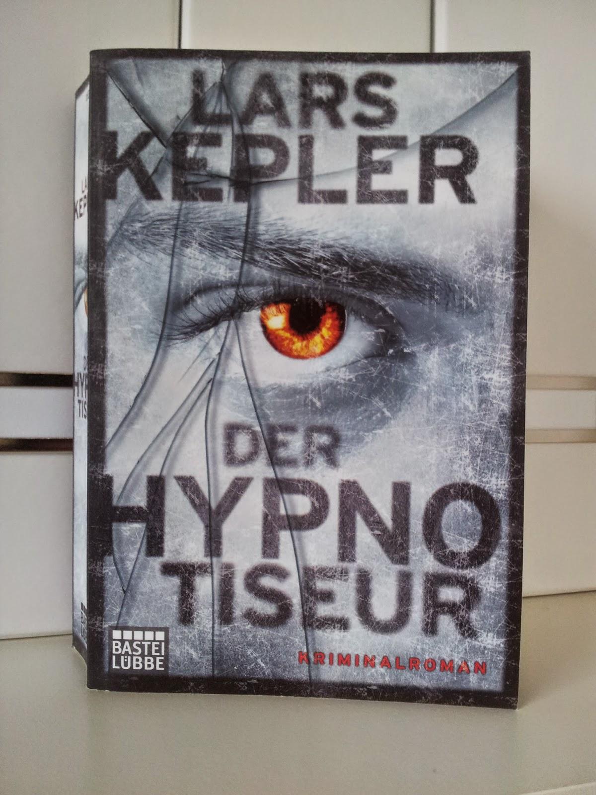 [Rezension] Der Hypnotiseur - Buch vs. Film