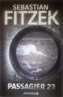 [Buch] Passagier 23  von Sebastian Fitzek | Produktplatzierung