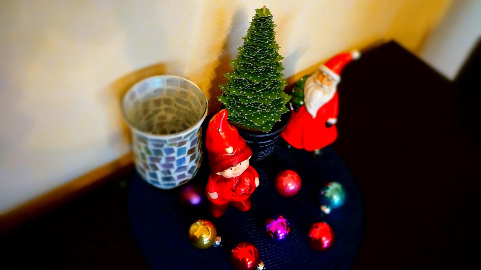 [DIY] Papier-Tannenbäume ~ weihnachtliche Dekoidee