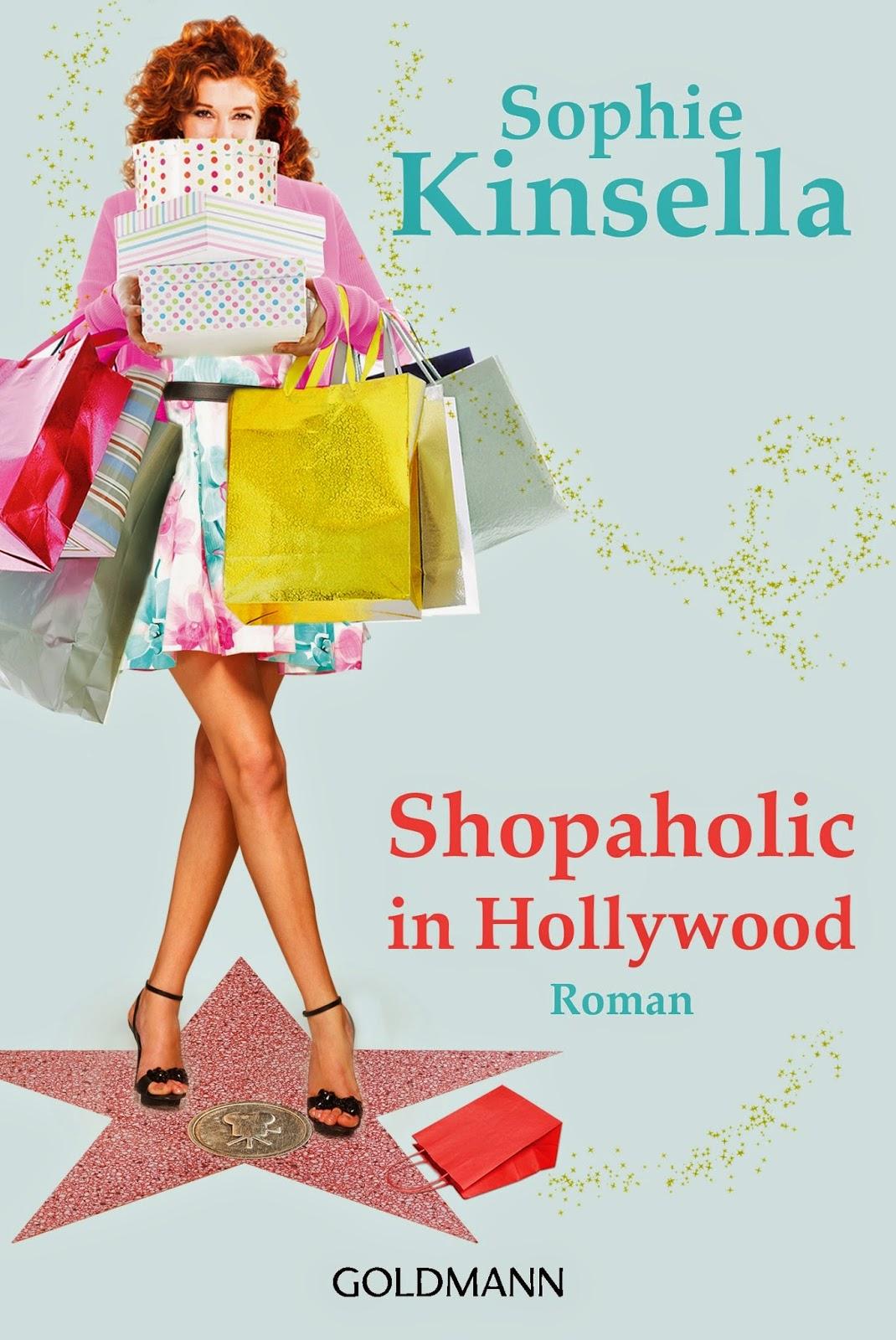 [Rezension] Shopaholic in Hollywood von Sophie Kinsella | Produktplatzierung