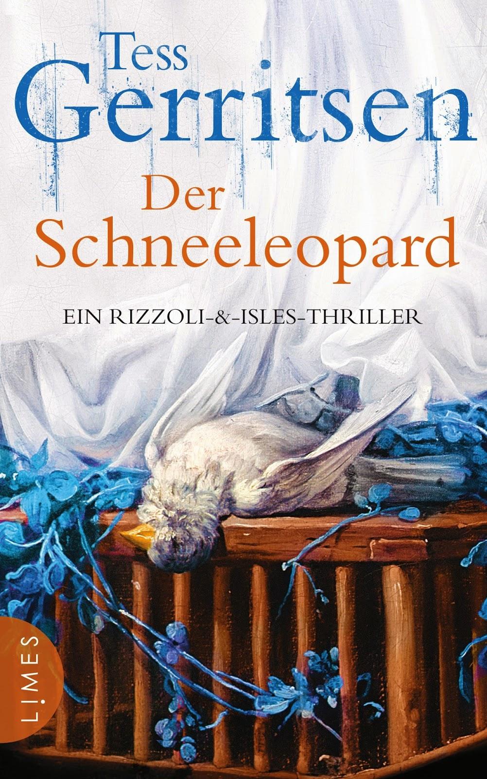 [Rezension] Der Schneeleopard von Tess Gerritson | Produktplatzierung