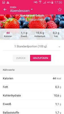 YAZIO - Kalorienzählen leicht gemacht | Werbung