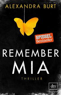 [Rezension] Remember Mia von Alexandra Burt | Produktplatzierung