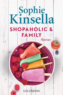 [Rezension] Shopaholic & Family von Sophie Kinsella   Produktplatzierung