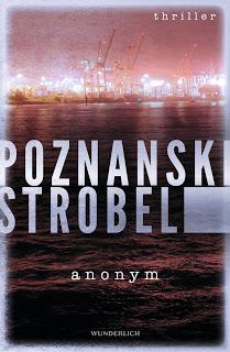 [Rezension] Anonym von Strobel und Poznanski | Produktplatzierung