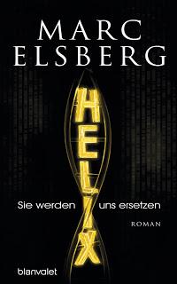 [Rezension] Helix von Marc Elsberg | Produktplatzierung