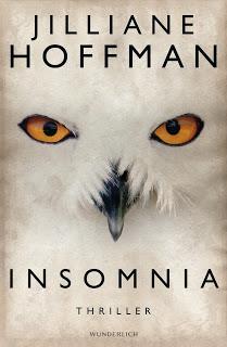 [Rezension] Insomnia von Jilliane Hoffman | Produktplatzierung