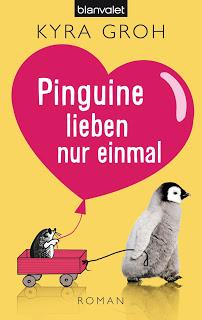 [Rezension] Pinguine lieben nur einmal von Kyra Groh | Produktplatzierung