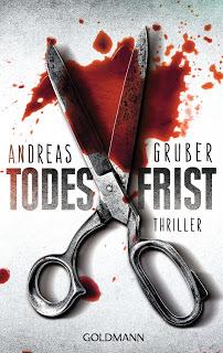[Rezension] Todesfrist von Andreas Gruber