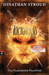 [Rezension] Das flammende Phantom von Jonathan Stroud | Produktplatzierung