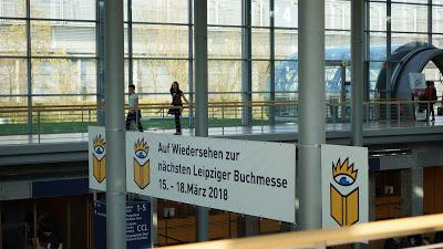 [Messebericht] Mein Besuch auf der Leipziger Buchmesse 2017 | lbm17