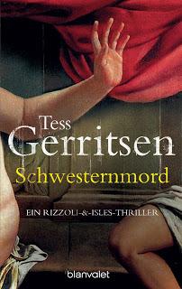 [Rezension] Schwesternmord von Tess Gerritsen