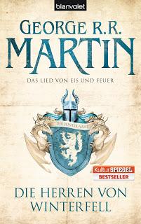 [Rezension] Das Lied von Eis und Feuer 01 - Die Herren von Winterfell von George R.R. Martin