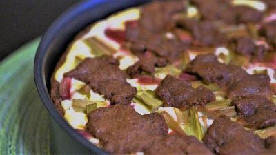 [fruchtig & frisch] Zupfkuchen mit Rhabarber