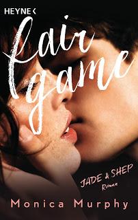 [Rezension] Fair Game - Jade & Shep von Monica Murphy | Produktplatzierung