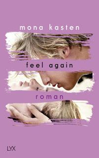 [Rezension] Feel Again von Mona Kasten   Produktplatzierung