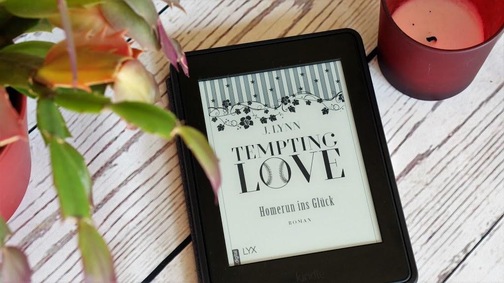 Rezension Tempting Love Homerun ins Glück von J. Lynn