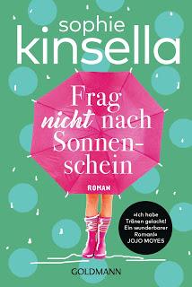 [Rezension] Frag nicht nach Sonnenschein von Sophie Kinsella | Produktplatzierung