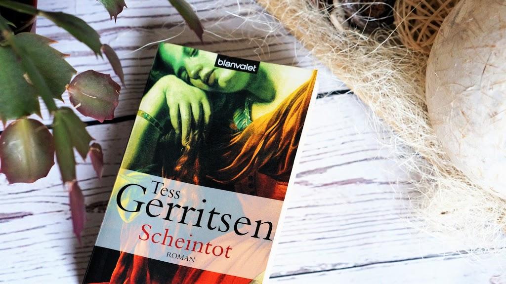 Rezension Scheintot Tess Gerritsen