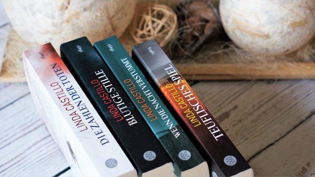 Buchblogger Linda Castillo