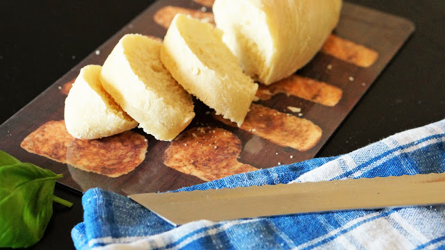 [Grillrezept] selbstgemachtes Baguette
