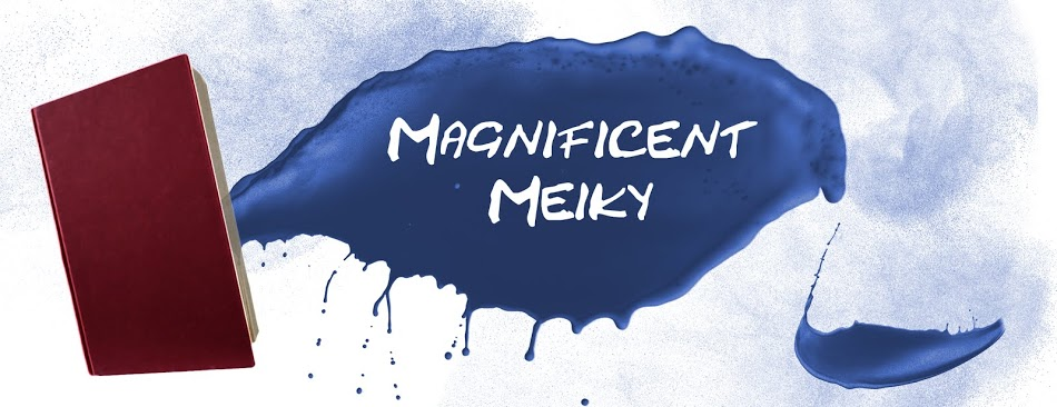 Header Buch Magnificent Meiky