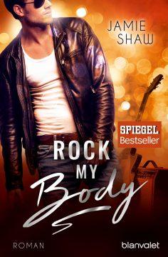 [Rezension] Rock my Body von Jamie Shaw | Produktplatzierung