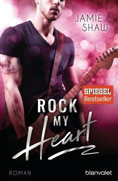 [Rezension] Rock my Heart von Jamie Shaw | Produktplatzierung