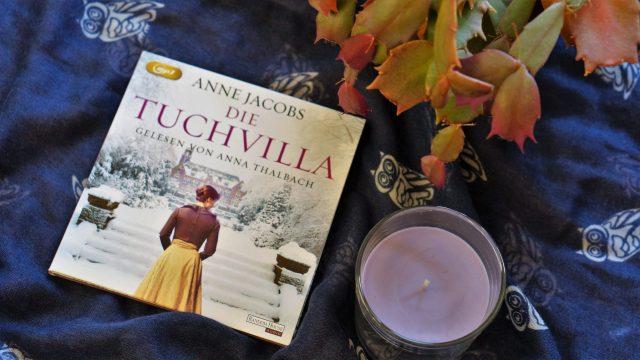 [Rezension] Die Tuchvilla von Anne Jacobs | Produktplatzierung