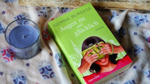 Rezension Augen zu und glücklich Gemma Burgess