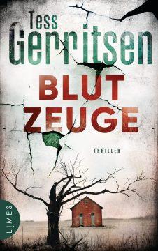 Cover Blutzeuge Tess Gerritsen