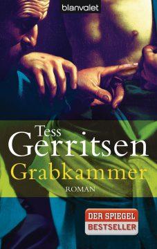 [Rezension] Grabkammer von Tess Gerritsen