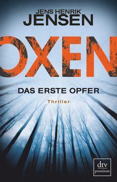 Cover Oxen Jens Henrik Jensen