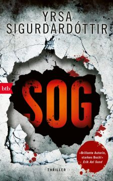 Cover Sog Yrsa Sigurdardottir