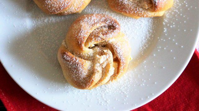 [leicht und raffiniert] leckere Apfelteilchen