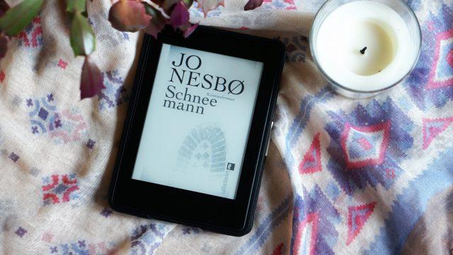 Rezension Schneemann Jo Nesbo