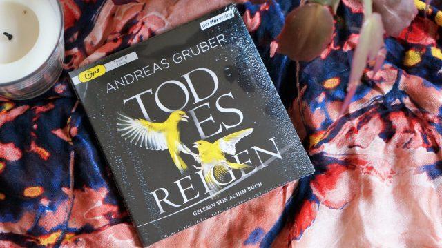 Rezension Todesreigen Andreas Gruber
