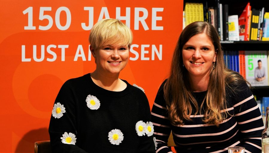 """Lesung mit Cecelia Ahern zu """"So klingt dein Herz"""""""