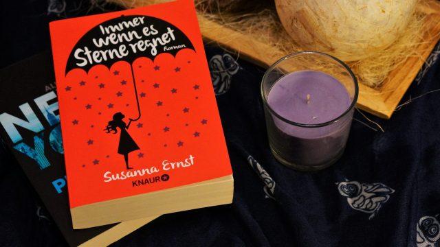 Neuzugänge Immer wenn es Sterne regnet Susanna Ernst
