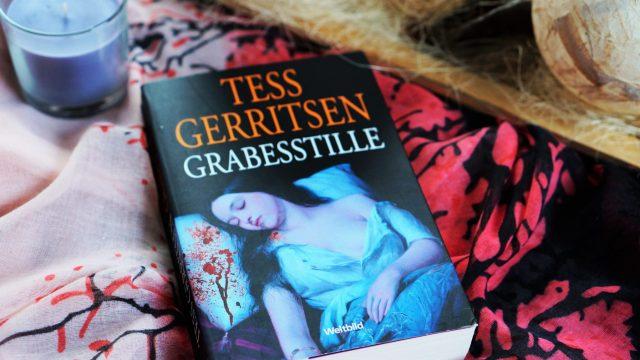[Rezension] Grabesstille von Tess Gerritsen