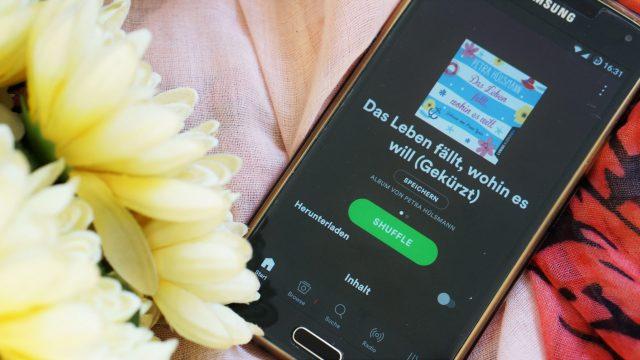 Audiobooks auf Spotify