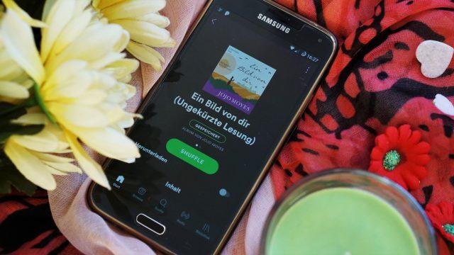 Hörbücher auf Spotify