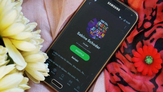 Hörbuch auf Spotify