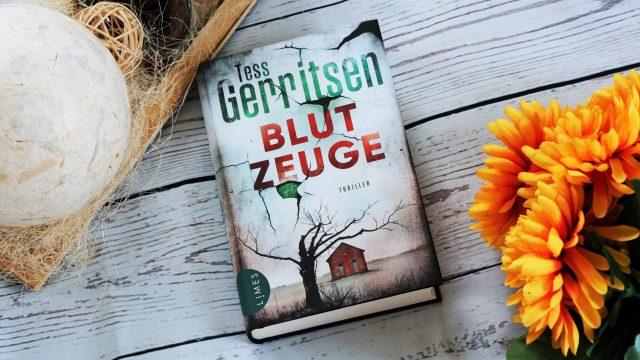Rezension Blutzeuge Tess Gerritsen