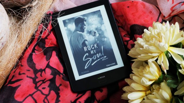 Rezension Rock my Soul Jamie Shaw