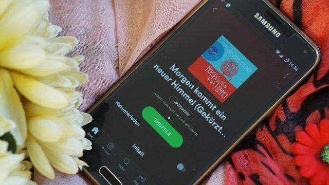 Spotify Hörbücher