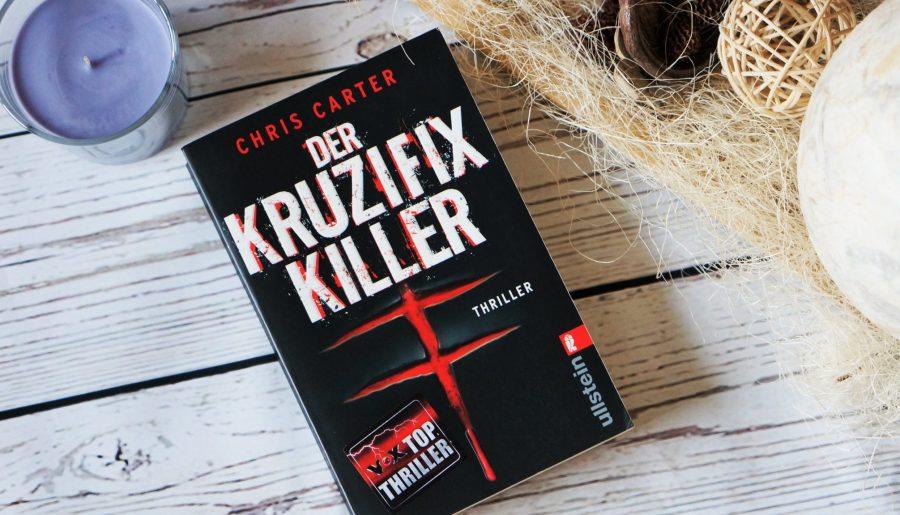 Rezension Der Kruzifix-Killer Chris Carter